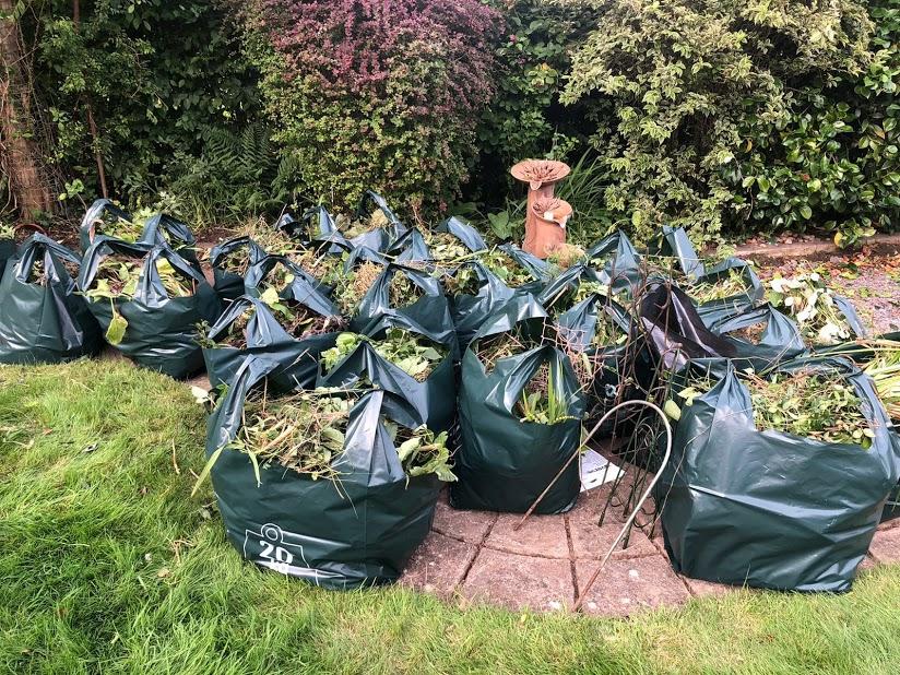 Garden Waste & Rubbish